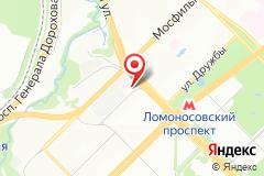 Москва, Ломоносовский проспект, 43, корп. 2