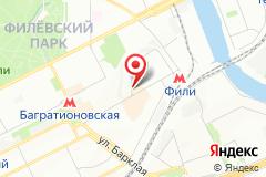Москва, проезд Багратионовский, д. 12А
