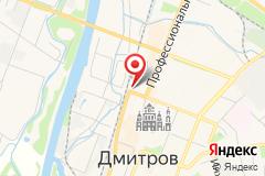 Московская обл., Дмитров, ул. Семенюка, д. 1