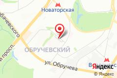 Москва, ул. Новаторов, д. 36, к. 1
