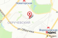 Москва, улица Новаторов, д. 3