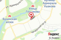 Москва, ул. Южнобутовская, д. 61