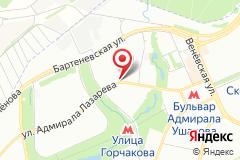 Москва, ул. Адмирала Лазарева, д. 28