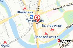 Москва,  ул. Тестовская, д.10