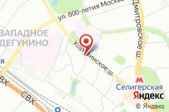 Москва, Коровинское шоссе, 13, к. 1