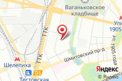 Москва, пер. Стрельбищенский, д. 22, лит. А