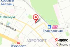 Москва, проезд Кочновский, д. 4, к. 1