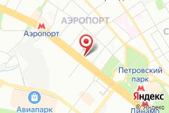 Москва, Ленинградский проспект дом 48