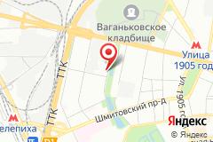 Москва, бул. Красногвардейский, д. 13