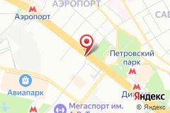 Москва, Ленинградский проспект дублер, 66
