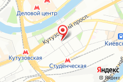 Москва, ул. Студенческая, д. 26