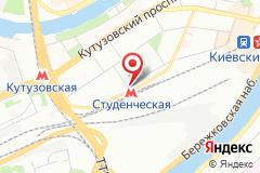 Москва, ул. Киевская, д. 18, стр. 1