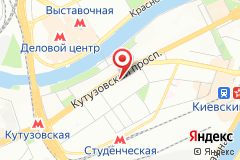 Москва, пр. Кутузовский, д. 23, к. 1
