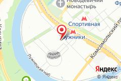 Москва, ул. Лужники, 24, стр. 9