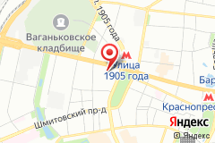 Москва, ш. Звенигородское, д. 3