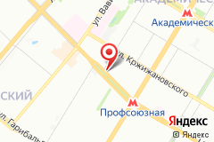 Москва, Нахимовский проспект, 52