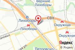 Москва, строение 6, 3-й Нижнелихоборский проезд, 1-а,