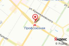 Москва, Профсоюзная ул. 26/44, Москва, 117292