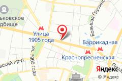 Москва, ул. Красная Пресня, д. 30, стр. 1