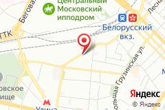 Москва, улица Пресненский Вал, 38