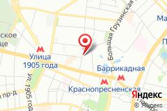 Москва, Малая Грузинская улица, 12