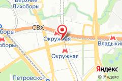 Москва, проезд Локомотивный, д. 29, оф. 4
