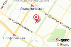 Москва, ул. Кедрова, д. 22