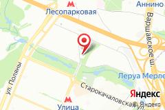 Москва, бул. Дмитрия Донского, д. 1