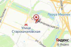 Москва, ул. Старокачаловская, д. 3, к. 3