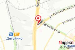 Москва, ш. Алтуфьевское шоссе, д. 36