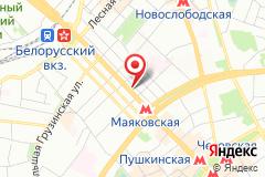 Москва, ул. 1 я тверская ямская, д. 8