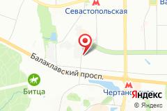 Москва, ул. Азовская, д. 39, к. 1