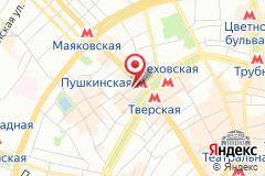 Москва, Малый Палашёвский переулок, дом 6