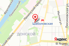 Москва, ул. Донская, д. 28