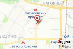 Москва, Симферопольский бульвар, д. 10. к. 1