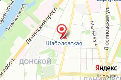 Москва, ул. Шаболовка, д. 34