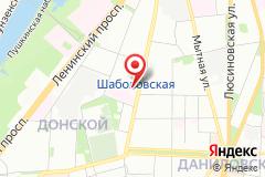 Москва, улица Шаболовка, 38