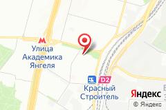 Москва, ул. Россошанская, д. 4, к. 1