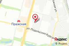 Москва, ул. Подольских Курсантов, д. 3
