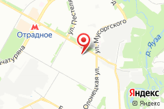 Москва, ул. Декабристов, д. 38