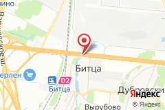 Москва, МКАД, 32-й километр, ТЦ Silk Way