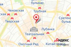 Москва, ул. Неглинная, д. 13