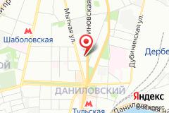 Москва, Люсиновская улица, 68