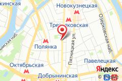 Москва, ул. Большая Ордынка, д. 38, стр. 1
