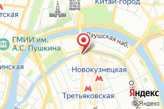 Москва, ул. Большая Ордынка, д. 40, стр. 4, БЦ Легион-1, эт. 1, оф. 107