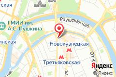 Москва, улица Большая Ордынка, 7с1