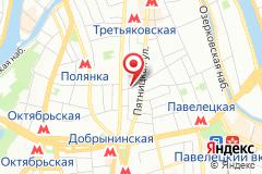 Москва, пер. Большой Ордынский, д. 4