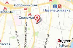 Москва, Большая Серпуховская улица, 31, к. 12