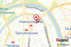 Москва, улица Большая Татарская, д. 3