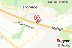 Москва, п. Путилково, МКАД 71 км